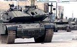 Израильские войска вошли с Калькилью