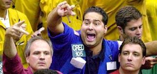 На фондовых биржах мира новый обвал