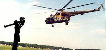 Ми-8, разбившийся в Ингушетии, мог быть сбит