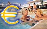Из-за роста евро на 5% подорожали турпутевки