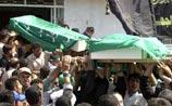 На похороны Шхаде вышли 200 тысяч палестинцев
