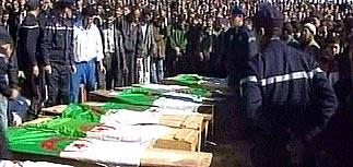 Два теракта в Алжире - 35 погибших