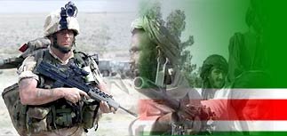 США захватили 50 российских талибов в Афганистане