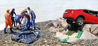 Стихия в районе Новороссийска унесла жизни 58 человек