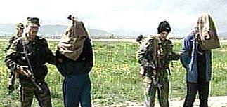 Грузинские пограничники задержали боевиков, бегущих из Чечни