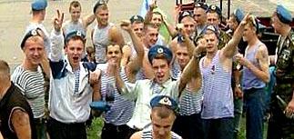 В Питере во время гуляний в День ВДВ убит десантник