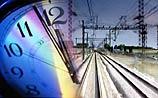 Поезда с юга России опаздывают на cутки