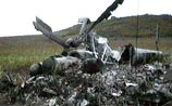 В Калужской области военный вертолет упал на жилой дом