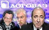 Выдана санкция на арест Березовского, Патаркацишвили  и Дубова