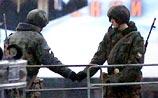 Фотохроника штурма - как освобождали заложников