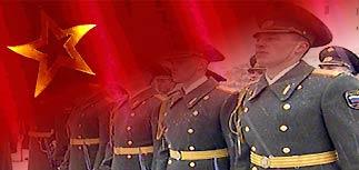 """Звезда должна укрепить в армии """"моральный фактор"""""""