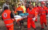 Новое землетрясение в Италии. Людей вывозят из городов