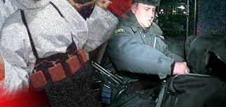 В Москве задержаны два чеченца с поясами шахидов