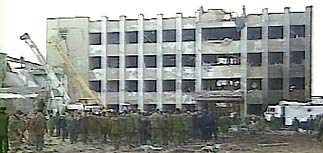 Число погибших в Грозном достигло 46 человек