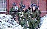 Массовое дезертирство в Подмосковье - солдат избивали