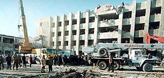 Теракт в Грозном унес жизни 61 человека