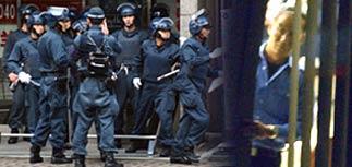 Японец, захвативший в банке Киото заложников, сдался полиции