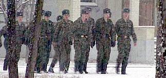 Из части под Петербургом дезертировали 24 солдата