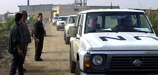 Инспекторы нашли в Ираке боеголовки