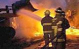 Стена огня наступает на столицу Австралии