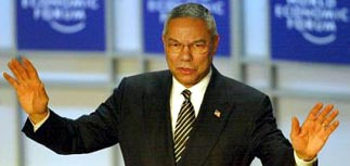 Колин Пауэлл: вина Ирака доказана и без инспекций