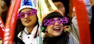 Как встречали Новый год во всем мире