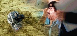 Саддам подготовил для США водную войну в пустыне