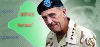Управлять Ираком будет генерал Томми Фрэнкс
