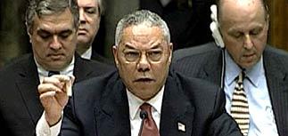 Ирак обещает ответить на выступление Пауэлла