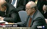 В СБ ООН Ханс Бликс заявил, что война практически неизбежна