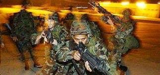 Войска коалиции атакуют международный аэропорт Багдада