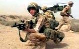 Партизаны Саддама напали на американцев в Мосуле