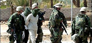 В Ираке задержан шеф разведки Саддама