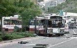 В Иерусалиме палестинец-смертник взорвал автобус - 8 погибших