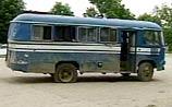 В Грозном взорван автобус ПАЗ со строителями (ФОТО)