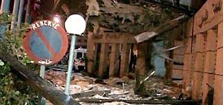 Пять терактов в Касабланке - 39 человек погибли