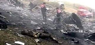 На борту Як-42 россиян не оказалось