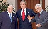 Встреча в Акабе завершена. Тексты речей Шарона, Аббаса, Буша, Абдаллы II