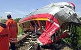 Крушение поездов в горах Германии: 6 погибших, 30 раненых (ФОТО)