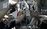 Палестинского генерала разбомбили вместе с детьми. ВИДЕО