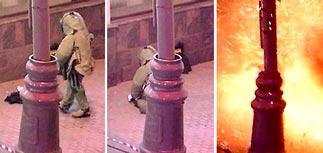 При взрыве погиб сапер, разминировавший Тушино