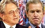 Сорос выделил 10 млн долларов на борьбу с Бушем
