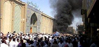 В Неджефе взрыв у мечети имама Али, убит лидер шиитов
