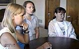 Российские студентки нищенствуют в Америке