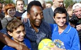 Пеле верит в новое поколение российских футболистов