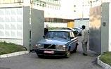 Американец на машине ворвался в секретный НИИ в Москве  (ФОТО)