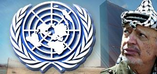 Генассамблея ООН требует от Израиля оставить Арафата в покое