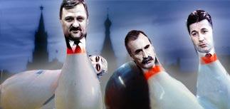 """Кадыров заочно победил на выборах. Кремль """"выбил"""" его трех реальных конкурентов"""