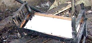 В Белоруссии пироман сжег психбольницу - 30 погибших