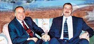 Власть в Азербайджане перешла по наследству